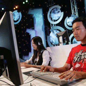 In Seoel is de gamer een rockster