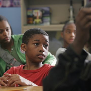 Schoolstrijd in Chicago