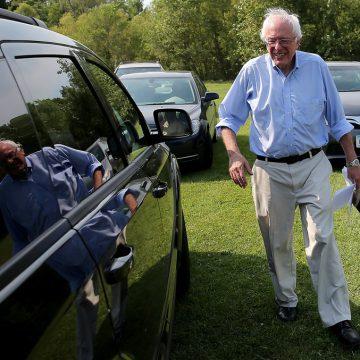 Een weekend met Bernie