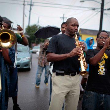 Zwart New Orleans heeft niet zo veel te juichen