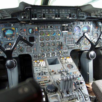 Concorde, te land of in de lucht?
