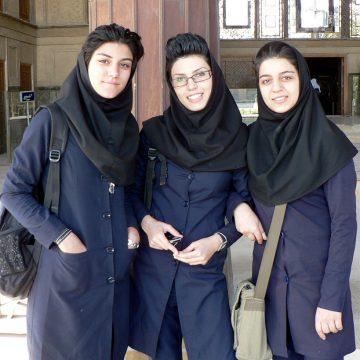 Iran is bang voor 'vrouwelijk en meisjesachtig' gedrag