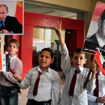 In Latakia is de sfeer optimistisch