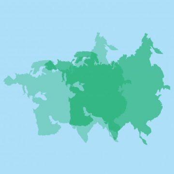 1. Waarom persen we niet alle continenten op elkaar?