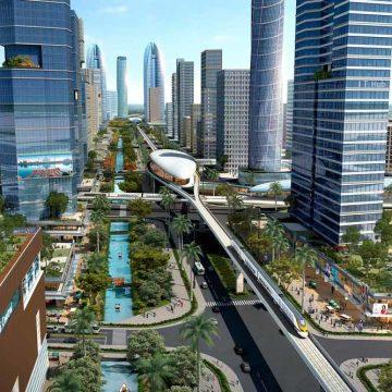 5. India bouwt stad van de toekomst
