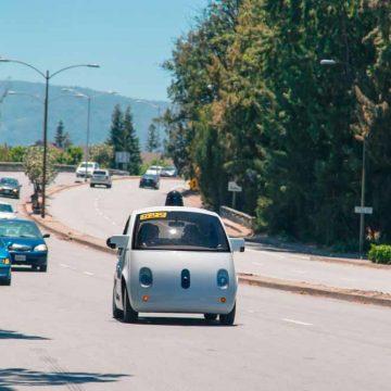 6. De zelfrijdende auto verandert alles