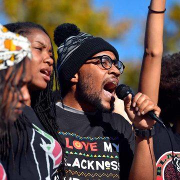 Op Amerikaanse campussen kraait het oproer weer