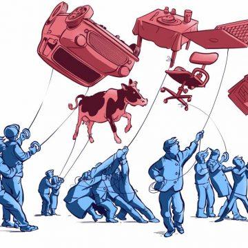 1. De toekomst van ons werk: een gezonde deeleconomie