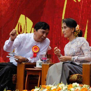 In Myanmar schrijven dichters de wet voor