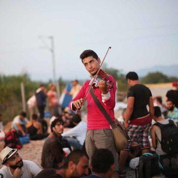 2. Een Syrische ode aan de vrede