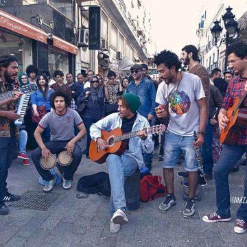 Muziek als wapen tegen terrorisme
