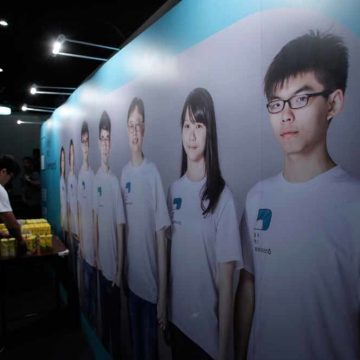 Onrust in Hongkong is China's schuld