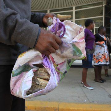 De verkapte terugkeer van de Zimbabwaanse dollar