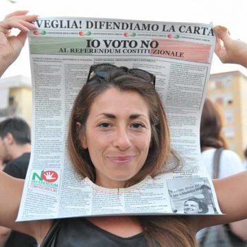 Een referendum op z'n Italiaans