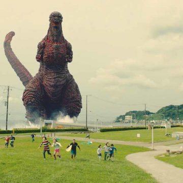 Wat als Godzilla echt zou opduiken?