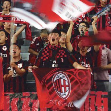 3. AC Milan gestrikt in de netten van China Inc.