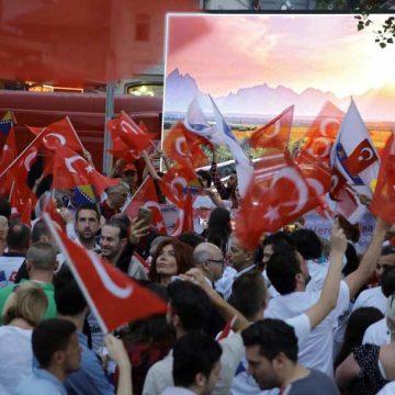 1. Het woord 'oorlog' valt weer in Sarajevo