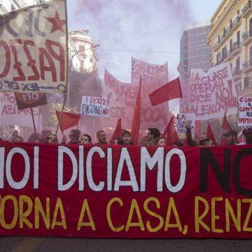 Bewaar ons voor keizer Renzi
