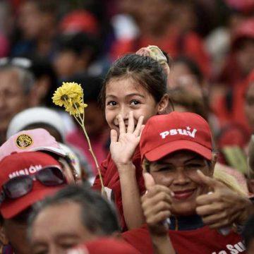 De tirannie regeert in Venezuela