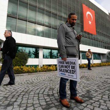 Waarom niemand zich tegen Erdogan verzet