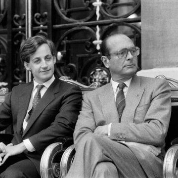 De ontheiliging van het Franse presidentschap