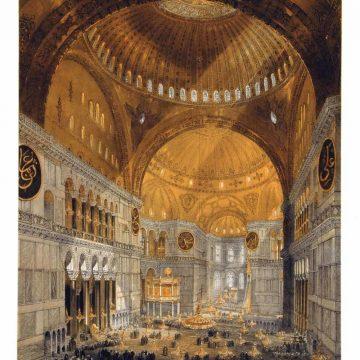 Maak van de Hagia Sophia weer een moskee