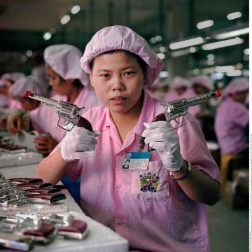 4. China, de andere wereldkampioen