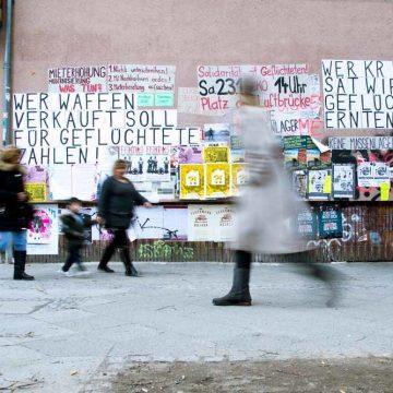 Berlijn, Merkel en een hoofdkussen