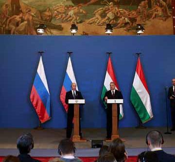 Tijd voor een cordon sanitaire rond Orbán