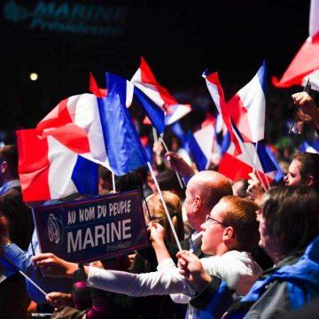 2. Als Le Pen wint, overleeft Europa het niet