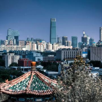 1. Peking stelt zijn voorwaarden