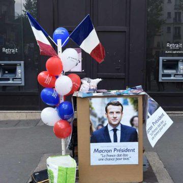 Waarom ík op Macron stem