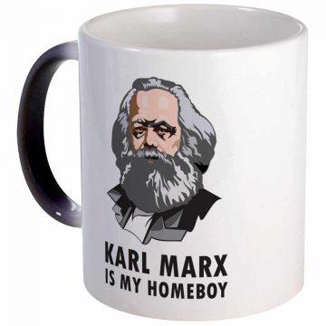 Karl Marx is big business