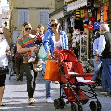 Levendige handel in Griekse eicellen