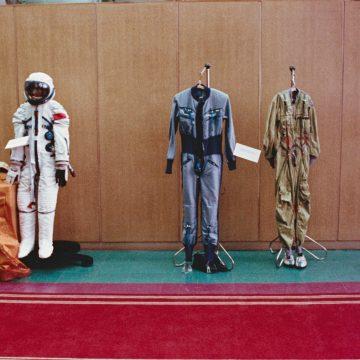 Russische kosmonauten verlaten het schip