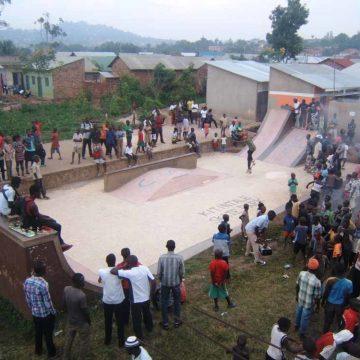 Skateboarden in Oeganda: vallen en opstaan