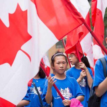 Migratiebeleid houdt Canada jong