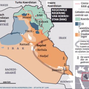 Voor de Koerden is het nu of nooit