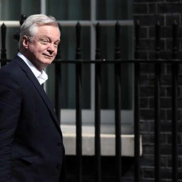 Wordt David Davis de volgende premier van Engeland?