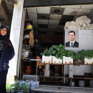 Dit doe je als Syrische vrouw als je man zoek is