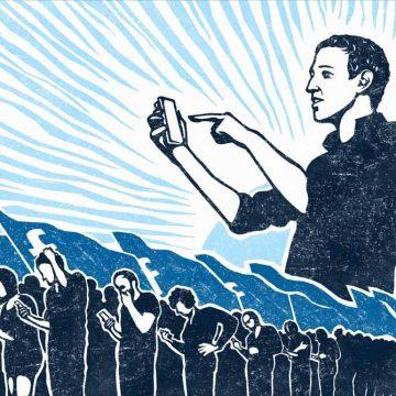Weet Mark Zuckerberg zelf nog wel wat Facebook is?