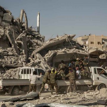 1. Raqqa is bevrijd, maar wat nu?
