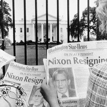 Vergeleken met Russiagate was Watergate kinderspel