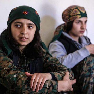 Koerdische vrouwenrechten zijn óók voor de bühne