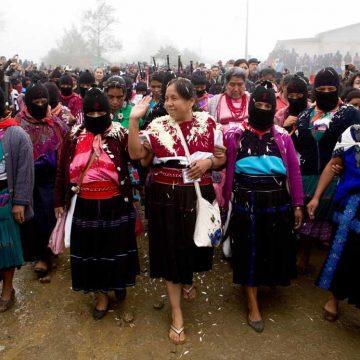Marichuy geeft stem aan Mexicaanse indianen