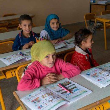 Een kleuterschool voor onze kinderen!