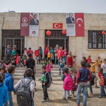 Afrin zal de Turken slecht bekomen