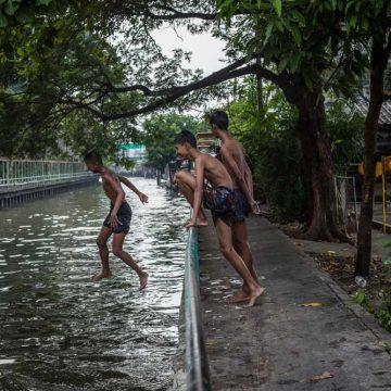 Bangkok wil kanalen in ere herstellen