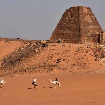 Net nu de archeologie Nubië eindelijk heeft ontdekt, dreigt het te verdwijnen