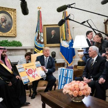 Waarom Saoedi-Arabië 16 kerncentrales wil bouwen